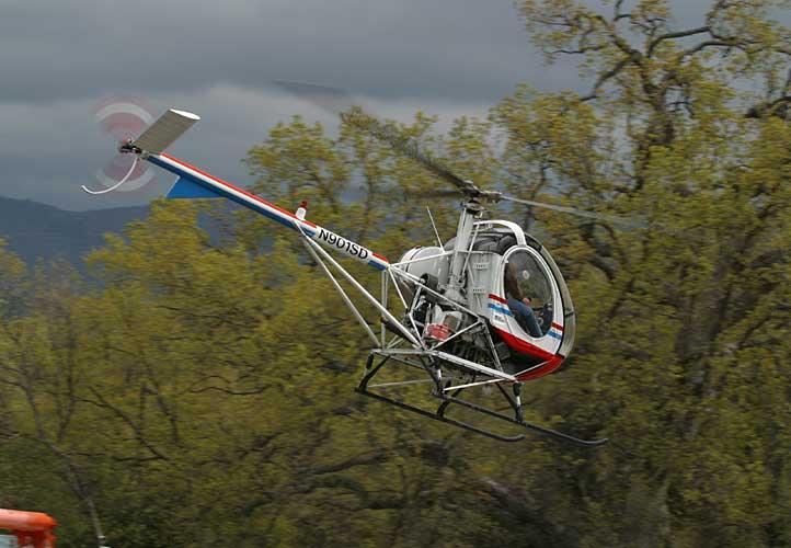 Hughes 269a Helicopter Sale | Autos Weblog